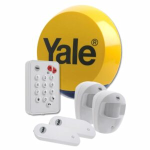 The Yale Alarm System is very easy to use.